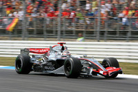 Raikkonen takes first pole of season at German GP