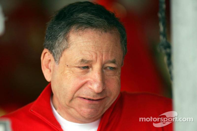 Everything improving for Ferrari