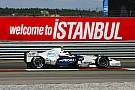 Rookie Vettel fastest on Turkish GP Friday