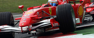Formula 1 Massa tops the times in Italian GP last practice