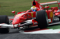 Massa tops the times in Italian GP last practice