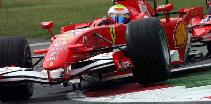Massa tops the times in Italian GP last practice