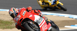 Capirossi dominant in Japanese GP victory