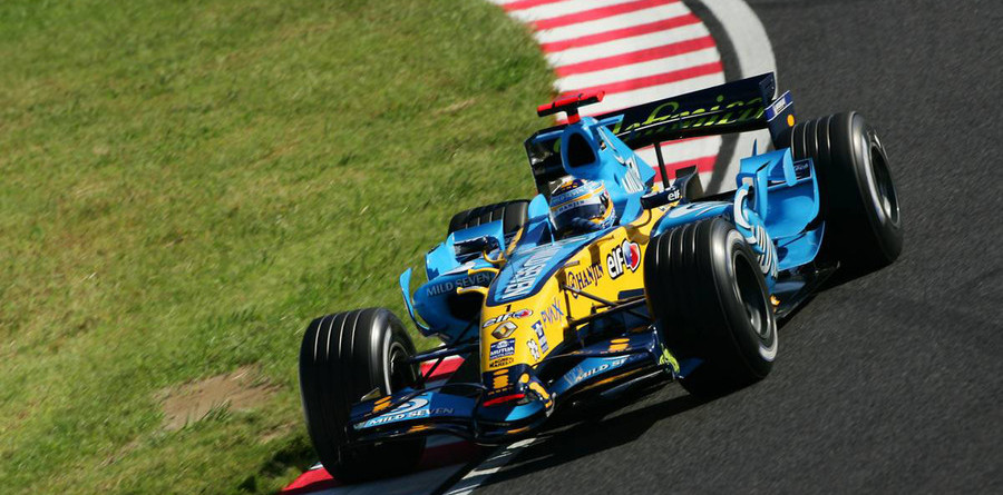Alonso regains title lead with Japanese GP win