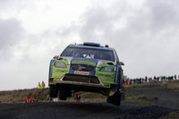 Gronholm consolidates Wales rally lead
