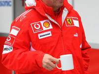Brawn hopes for new Ferrari challenge