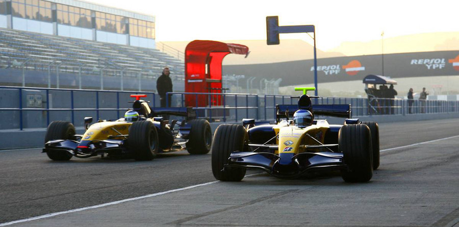 Testing concludes at Jerez and Valencia