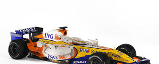 Formula 1 Renault launches the R27 in Amsterdam