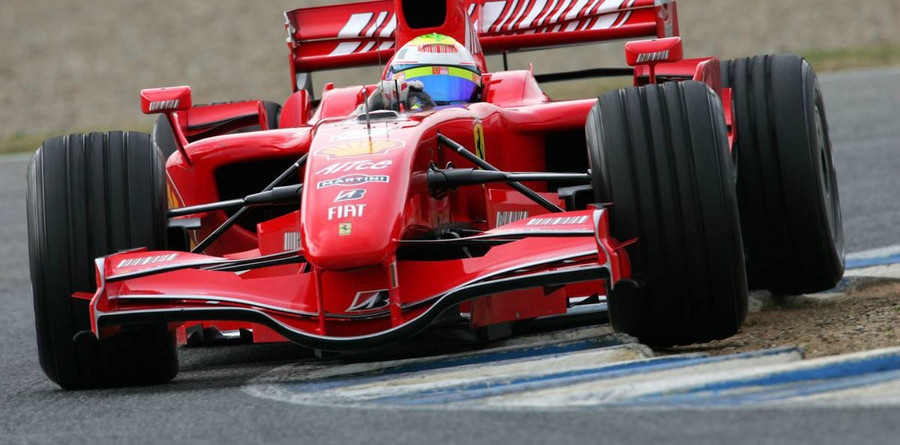 Massa takes over at Jerez