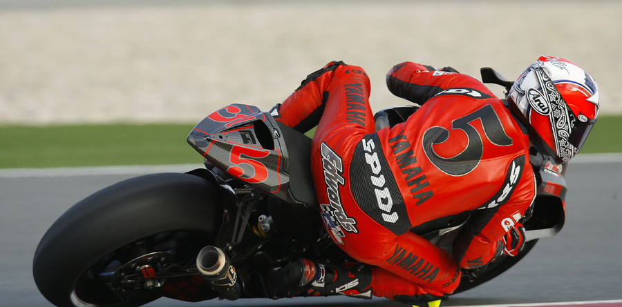 Edwards, Rossi dominate Qatar day one tests