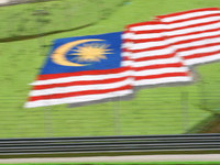 Massa stays fastest on Malaysian GP Friday
