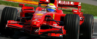 Ferrari dominant on French GP Friday