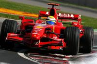 Ferrari dominant on French GP Friday