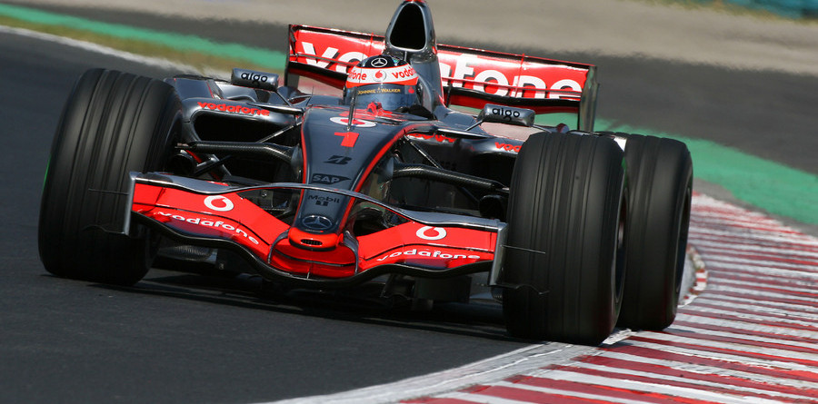 Alonso on pole for Hungarian GP