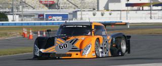 General Testing, testing in Daytona, day one