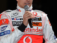 Kovalainen enjoying his life with McLaren