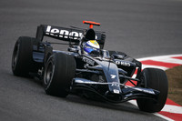 Williams admits surprise at Rosberg staying