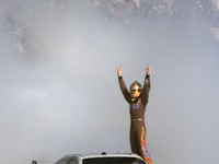Kyle Busch hands Toyota first win in Atlanta