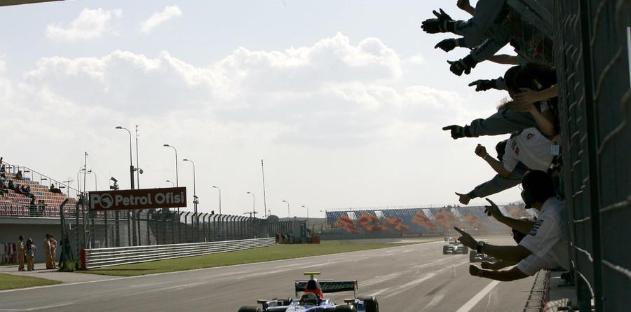Pantano dominates Istanbul's race one