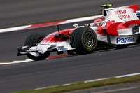 Toyota's Glock tops Friday practice in Japan