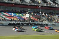 Brumos running one-two in Daytona 24H start