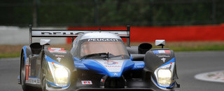 European Le Mans Peugeot on front row for Spa 1000km