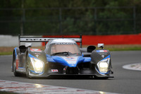 Peugeot on front row for Spa 1000km