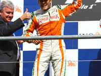 Giancarlo Fisichella: Dreams do come true