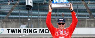 Dixon to start on Twin Ring Motegi pole