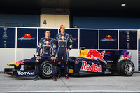 Red Bull reveals RB6 designed by Adrian Newey