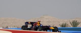 Vettel storms to pole at Bahrain season opener
