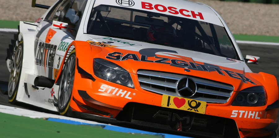 Paffett opens 2010 with Hockenheimring pole