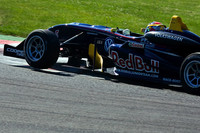 Vergne majestice in race one at Hockenheim