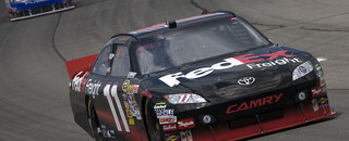 Hamlin paces the field to Pocono victory