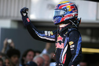 Mark Webber rules Britannia