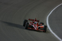 Dixon wins Homestead, Franchitti cruises to title