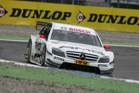 Di Resta wins third in a row at Hockenheim
