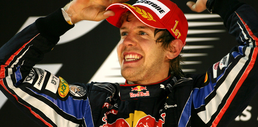 Vettel wins title after epic Formula One season