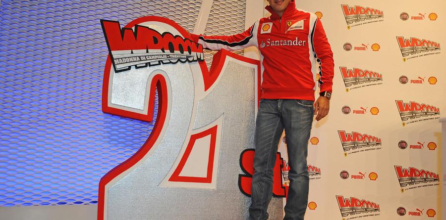 Formula One - Full Throttle: Ferrari and Massa