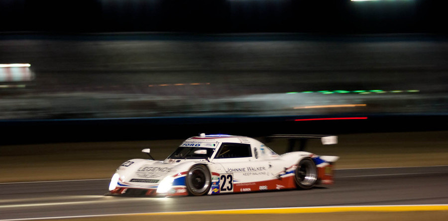 Blundell out front after six hours at Daytona 24H