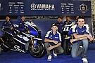 Yamaha unveils 2011 livery
