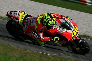 Ducati Jerez test summary