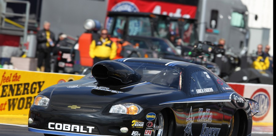 Enders sets national pro stock record