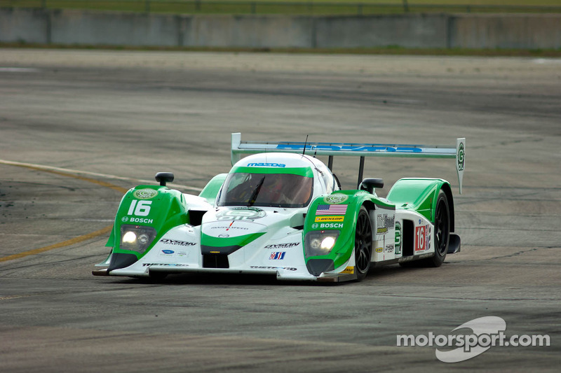 Dyson Racing announces 2011 partners