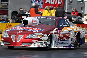 NHRA Greg Anderson final report