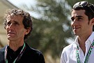 Prost Jr set for Renault F1 test