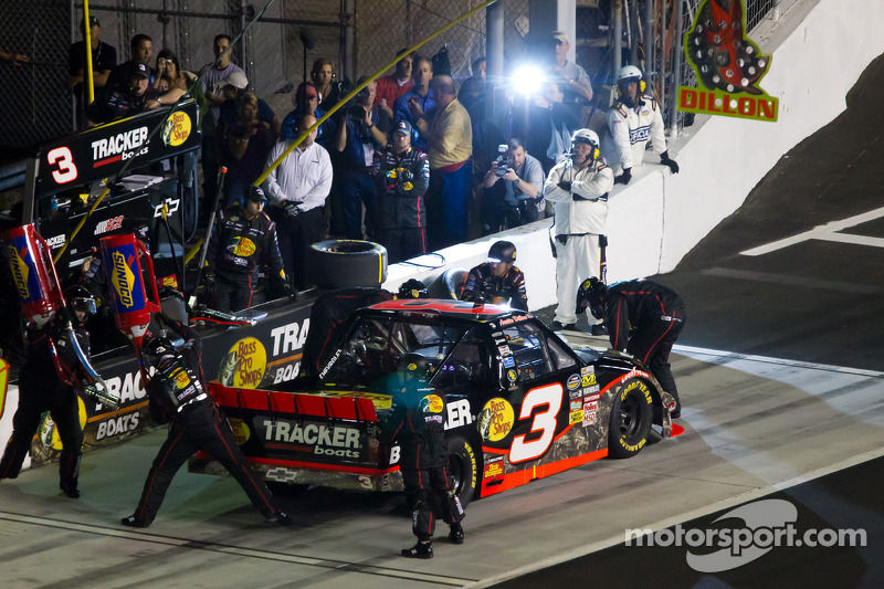 Austin Dillon race report