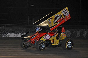 World of Outlaws Tony Stewart Racing Silver Dollar event report