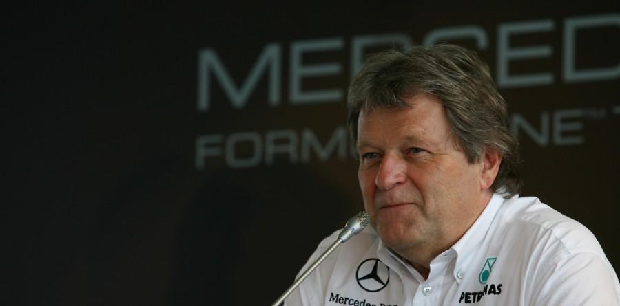 Haug joking about cut-price new deal for Schumacher