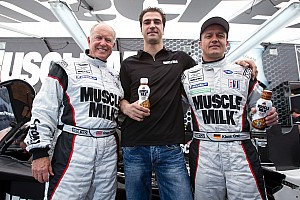 Muscle Milk AMR race report